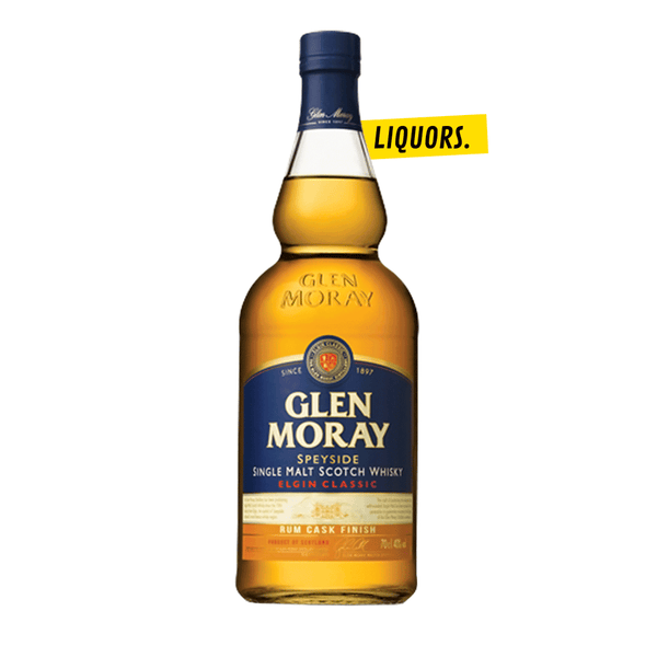 Glen Moray Depaz Rum Cask Finish 0,7L (40% Vol.)