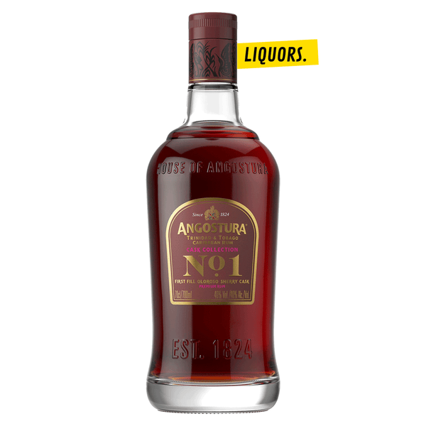 ANGOSTURA No. 1 Cask Collection Oloroso 70cl (40% Vol.)