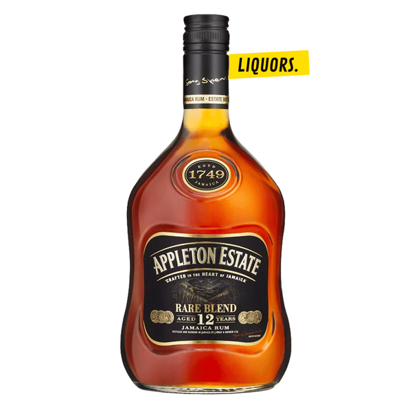 Appleton Estate 12 ans 0,7L (43% Vol.)