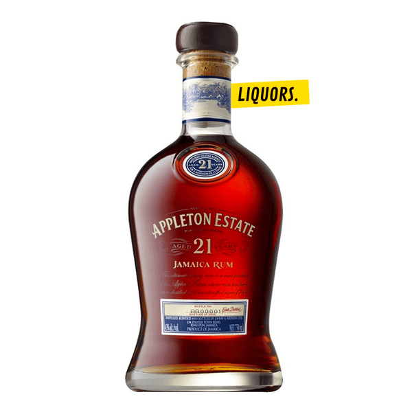 APPLETON 21 ans 0,7L (43% Vol.)