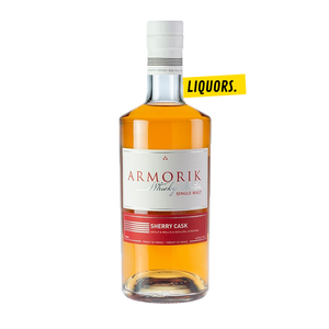 ARMORIK Sherry Cask 0,7L (46% Vol.)