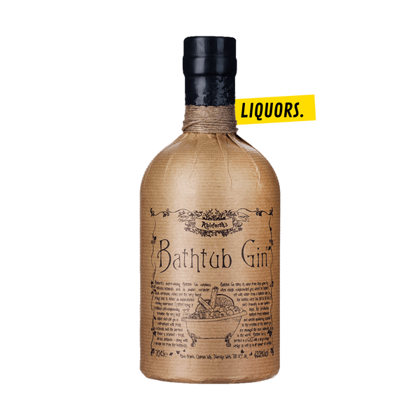 ABLEFORTH'S BATHTUB Gin 0,7L (43,3% Vol.)