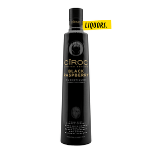 Cîroc Vodka Black Rasberry 0,7L (37,5% Vol.)