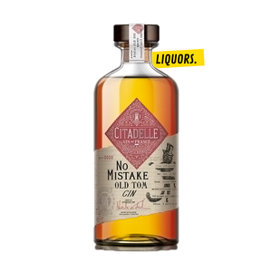 CITADELLE No Mistake Old To Gin 0,7L (46% Vol.)