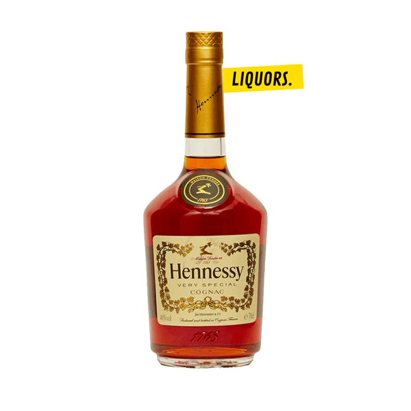 Hennessy VS 0,7L (40% Vol.)