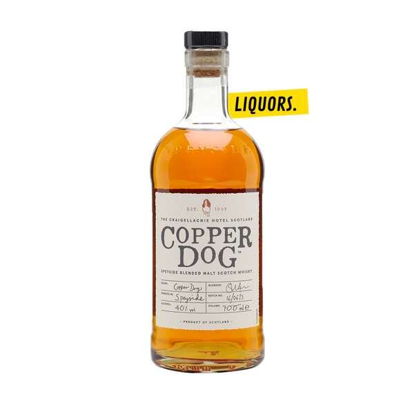 COPPER DOG 0,7L (40% Vol.)