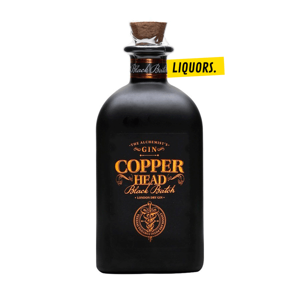 COPPERHEAD Black Edition 0,5L (42% Vol.)