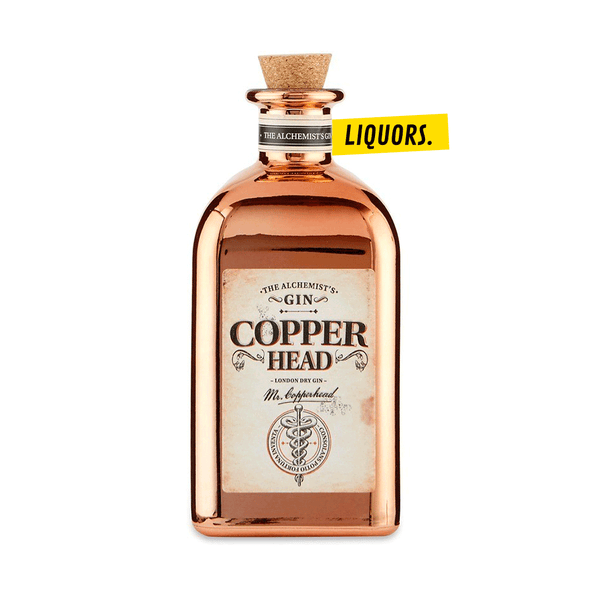 Copperhead Gin 0,5L (40% Vol.)