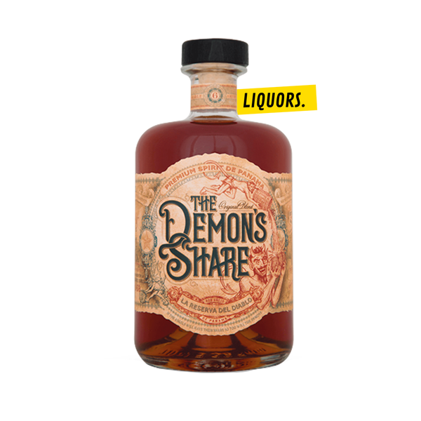 DEMON'S SHARE 6 ANS 0,7L (40% Vol.)