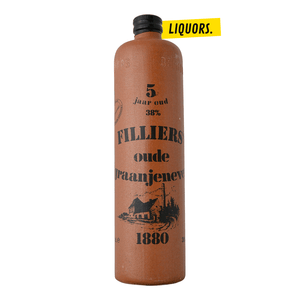 Filliers Jenever 5 ans 1L (38% Vol.)