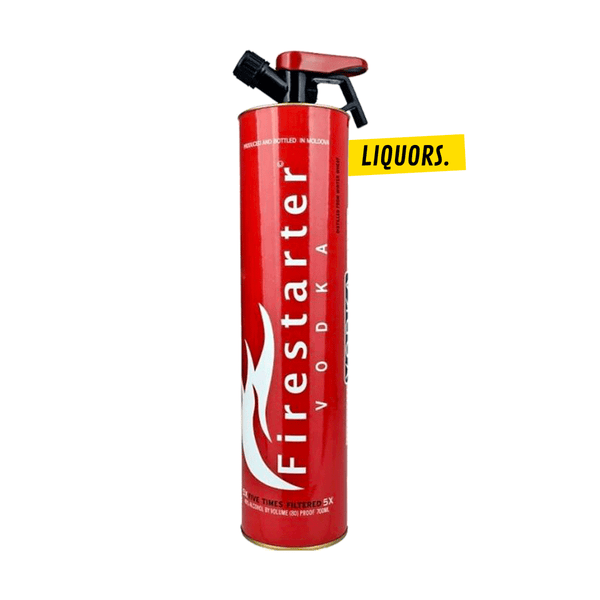 FIRESTARTER VODKA 0,7L (40% Vol.)