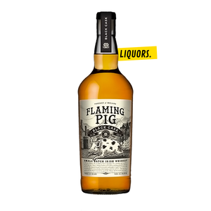 FLAMING PIG Irish Whiskey 0,7L (40% Vol.)