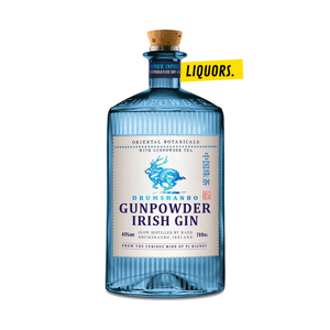 Gunpowder Irish 0,5L (43% Vol.)