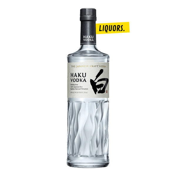 Haku Vodka Japonaise 0,7L (40% Vol.)