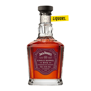 Jack Daniel's Single Barrel RYE 0,7L (45% Vol.)