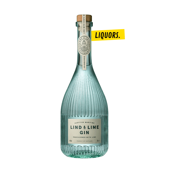LIND & LIME Gin 0,7L (44% Vol.)
