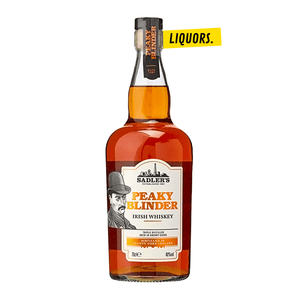 Peaky Blinder Irish Whiskey 0,7L (40% Vol.)