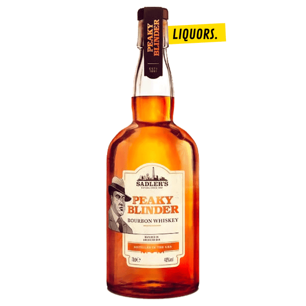Peaky Blinder Bourbon 0,7L (40% Vol.)