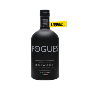 THE POGUES Irish Whiskey 0,7L (40% Vol.)