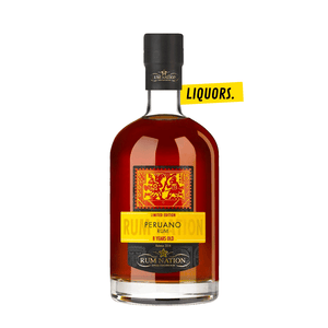 RUM NATION 8 ans Peruano 0,7L (42% Vol.)