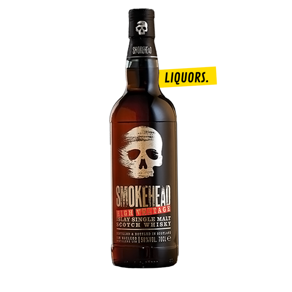 SMOKEHEAD High Voltage 0,7L (58% Vol.)
