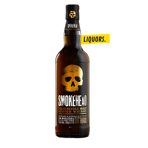 SMOKEHEAD 0,7L (43% Vol.)