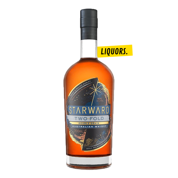 STARWARD TWO FOLD 0,7L (40% Vol.)