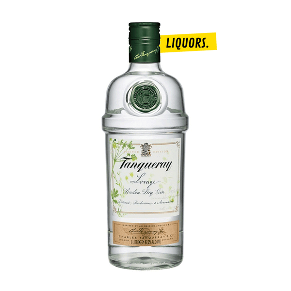 Tanqueray Lovage 1L (47,3% Vol.)