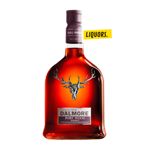 DALMORE PORT WOOD RESERVE 0,7L (46,5% Vol.)