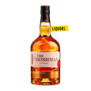 THE IRISHMAN SINGLE MALT 0,7L (40% Vol.)