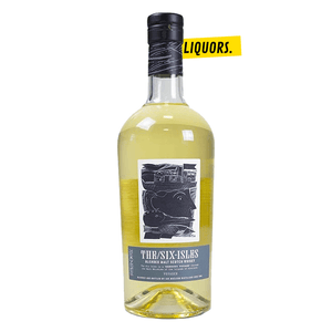 The 6 Isles Blended Malt 0,7L (43% Vol.)