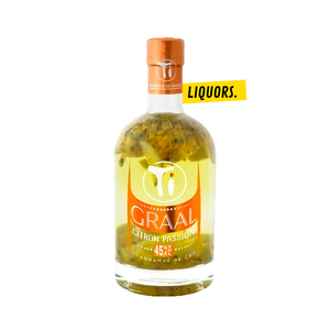 Ti'arrangé graal citron passion les rhums de Ced' 0,7L (32% Vol.)