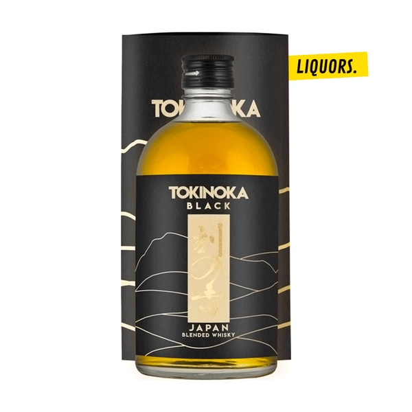 Tokinoka Black Whisky Japonais 0,5L (50% Vol.)