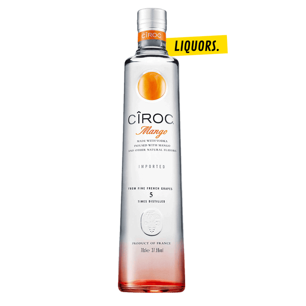 Cîroc Vodka Mango 0,7L (37,5% Vol.)