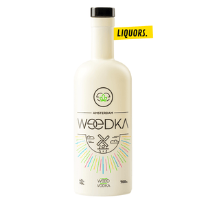 WEEDKA Vodka 0,7L (40% Vol.)