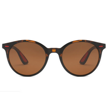 Load image into Gallery viewer, Retro Circle Round Polarized Sunglasses