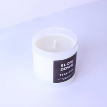 Load image into Gallery viewer, Teak Ash Soy Candle