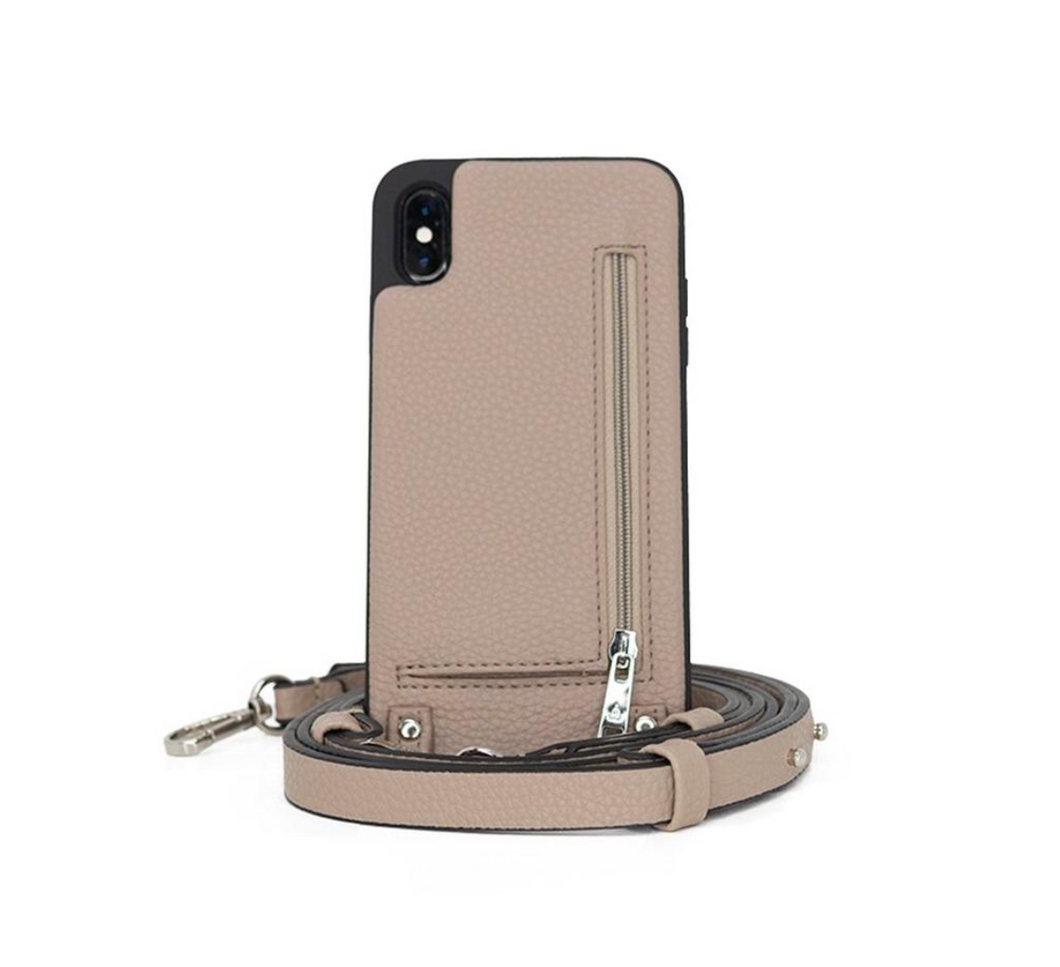 Taupe iPhone Case