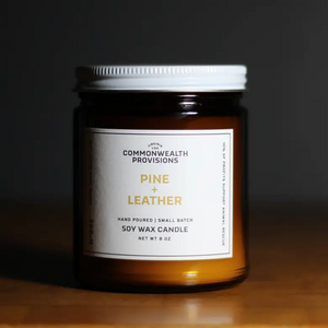 Commonwealth Provisions Candle