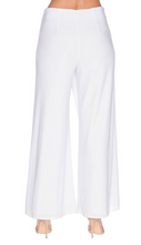 Load image into Gallery viewer, White Drape Pant