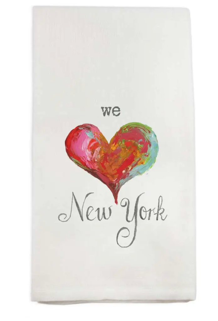 We heart NY Dishtowel
