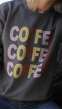Load image into Gallery viewer, Coffee Sweatshirt