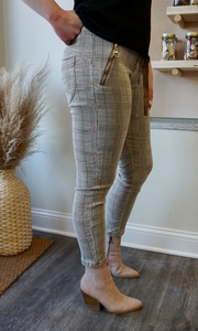 Plaid Stretch - brought back again!
