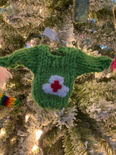 Load image into Gallery viewer, Nurse Hat Ornament