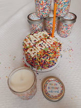 Load image into Gallery viewer, Birthday cake candle