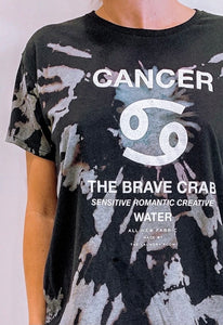Cancer Galaxy Tee