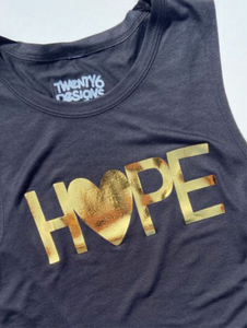 Hope Muscle Tank