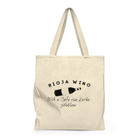 Wino - Shoulder Tote Bag - Roomy