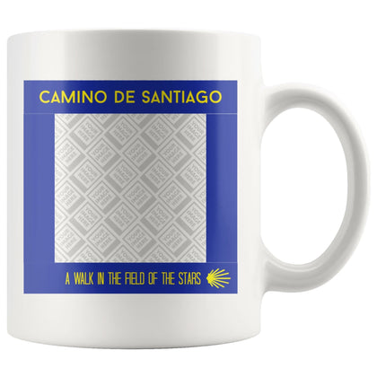Camino de Santiago - A Walk in The Field of the Stars
