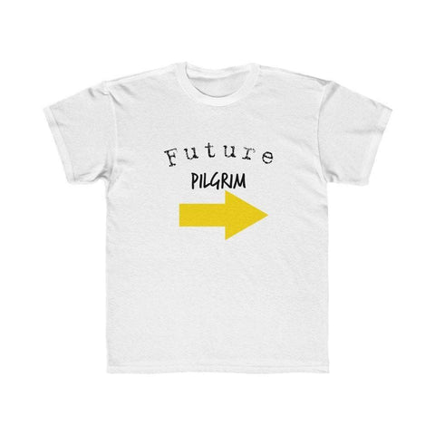 Future Pilgrim - Kids Regular Fit Tee